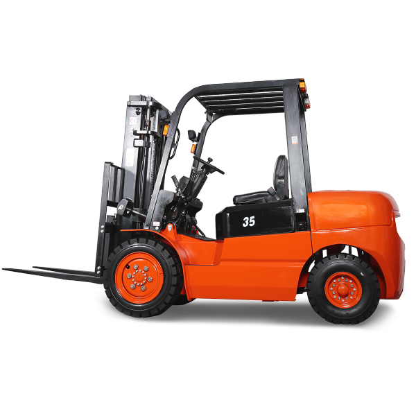 CPCD35T3 Diesel forklift truck available for contract hire and purchase