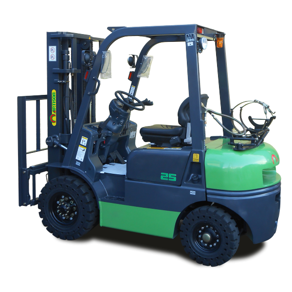 Artison FG25 LPG Forklift truck for contract hire or outright purchase