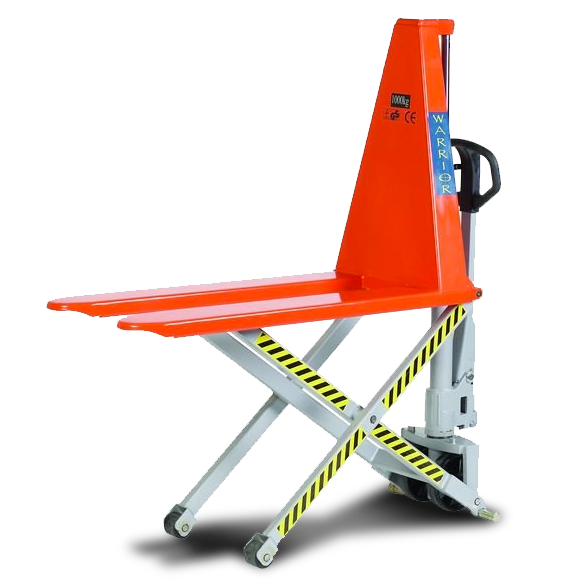 WARRIOR High Lift Manual pallet truck