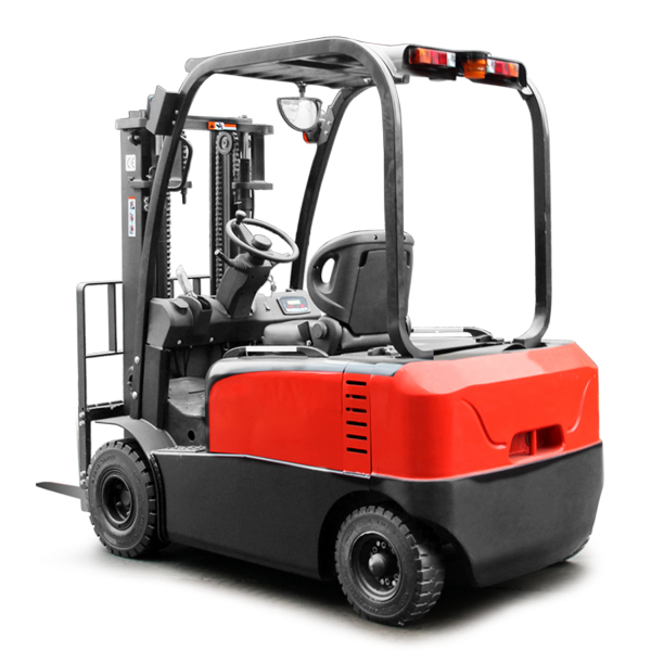 4 wheel fork lift trucks